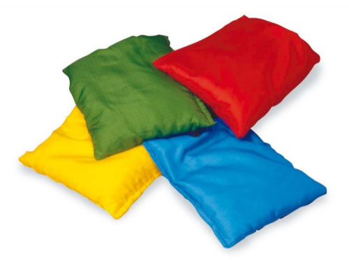 Colour Bean Bags 4pk